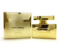 D&G THE ONE 75ml EDP (2014 EDITION) BAYAN PARFÜM