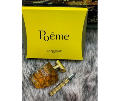 Lancome Poeme Edp 100ml Bayan Luxury Parfüm