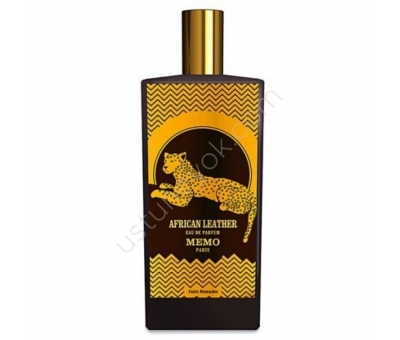 Memo Paris African Leather Luxury Unisex 75 ML Parfüm